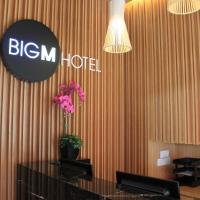 BIG M Hotel, hotel v Kuala Lumpur