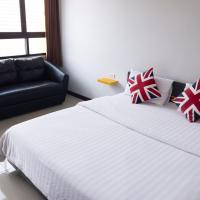 The Icon service apartment, hotel in Si Maha Phot