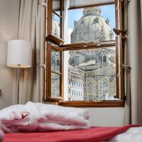 Amedia Plaza Dresden, hotel en Dresde