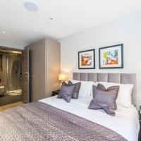 Lux St James Park Apartment Central London FREE WIFI by City Stay London