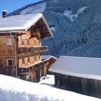 Steinwandhütte, hotel in Stummerberg