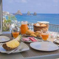 La Terrazza, hotell i Aci Castello