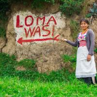 Loma Wasi Village, hotel em Cotacachi