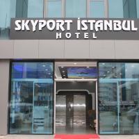 Skyport Istanbul Hotel, hotel near Istanbul Sabiha Gokcen International Airport - SAW, Istanbul