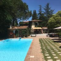 Agriturismo Il Paradiso, hotell i Asciano