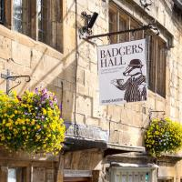 Badgers Hall, hotel in Chipping Campden