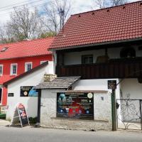 Rodinné vinařství Mikulenkovi, отель в городе Žernoseky