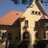 Penzion Romance, отель в городе Вышши-Брод