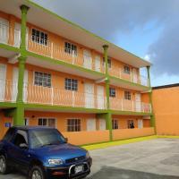 Tropical Manor Inn Half-Way-Tree, hôtel à Kingston