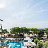 Hotel Miramare, hotel v Lignanu Sabbiadoru