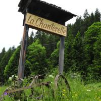La Chanterelle - Mountain Lodge