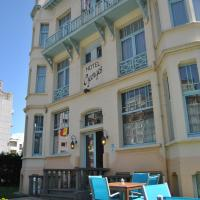 Hotel Georges, hotel v mestu Wenduine