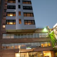 Regency Golf - Hotel Urbano, hotel em Montevidéu