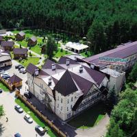 Гостиничный комплекс Сосновый Бор, отель в Иваново