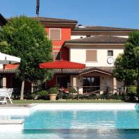 Hotel Tre Torri, отель в городе Medolla
