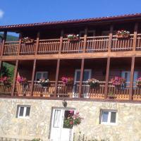 Cabana Bucura, hotel in Râu de Mori