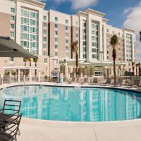 Hampton Inn & Suites Tampa Airport Avion Park Westshore, hotel in Tampa