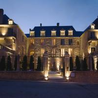 Hotel de Bouilhac、モンティニャックのホテル