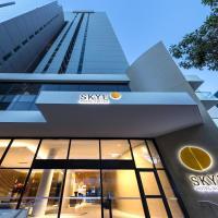 SKYE Hotel Suites Parramatta, viešbutis Sidnėjuje