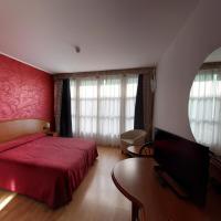 Hotel Europa, hotel in Biella