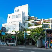 Refresh Hotel Hikkaduwa, hotel in Hikkaduwa