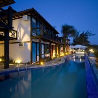 Chez Pitu Praia Hotel, hotell i Búzios