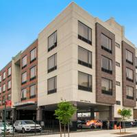 Comfort Inn & Suites near Stadium, hotel in Bronx
