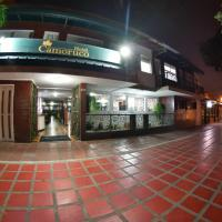 Hotel Camoruco, отель в городе Йопаль