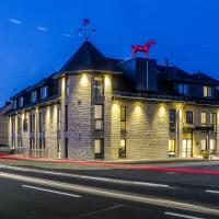 Hotel Rotes Einhorn ****, hotel in Düren - Eifel