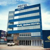 Pak Suites Hotel, hotel in Luís Eduardo Magalhães