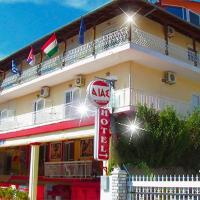 Hotel Dias Apartments, hotel in Makrygialos
