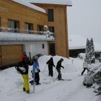 Casa il Siemi, hotel in Luven
