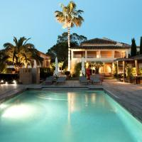 Hotel Villa Cosy, hotel in Saint-Tropez