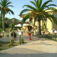Villa dei giardini, hotel a San Leone