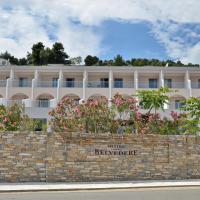 Belvedere Hotel, хотел в Achladies