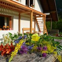 Bovec Home At Three Samoyeds