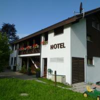 Hotel Bahnhof, hotel in Giswil