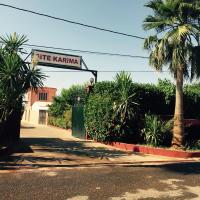 Gite Karima, hôtel à Madagh