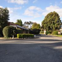 Miner's Retreat Motel, hotel em Ballarat
