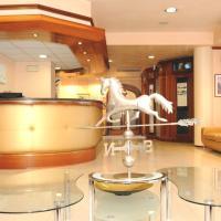 Hotel Mondial, hotel en Marghera