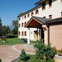 Hotel Del Parco Ristorante Loris, hotell i Pieve di Soligo