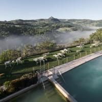 Albergo Posta Marcucci, hotel in Bagno Vignoni