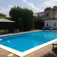 Villa Guelfi, hotell i Cascina