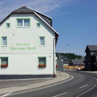 Pension Thüringer Wald, hotel in Reichmannsdorf
