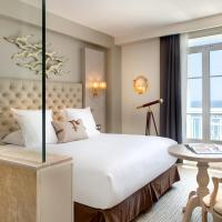 Grand Hotel Des Sablettes Plage, Curio Collection By Hilton, Hotel in La Seyne-sur-Mer