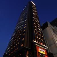 APA Hotel Shinjuku-Kabukicho Tower, hotel in Tokyo