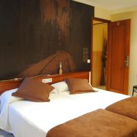 Guilleumes Montserrat, hotel en Monistrol