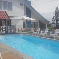 Auberge Paille en Queue, hotel en Flic en Flac