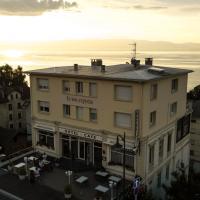 فندق إيفيان اكسبرس - تيرمينوس، فندق في إيفيان لي بان