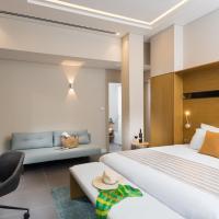 Oasis Dead Sea Hotel, hotel in Ein Bokek